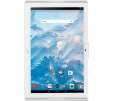 "Acer B3-A40 Iconia One 10"" Tablet Marble White 2GB 16GB Quad Core WiFi"