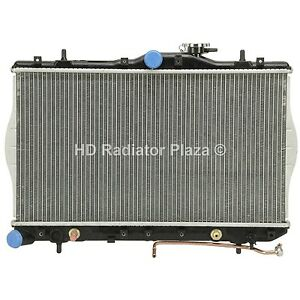 Radiator Replacement For 97-99 Hyundai Accent L4 1.5L 4 Cylinder New DOHC SOHC