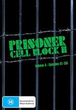 Prisoner Cell Block H - The Complete Volume 4 (8 Disc Box Set) DVD  TV SERIES