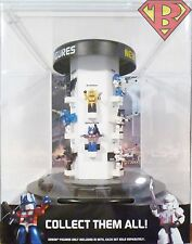 TRANSFORMERS KREON MINI FIGURES TARGET STORES DISPLAY ALL 16 FIGURES 2012