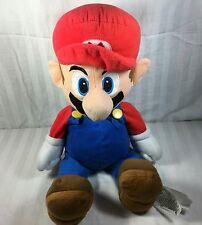 Super Mario Plush 21' With Zipper Pouch
