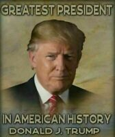 PRESIDENT DONALD TRUMP GREATEST PRESIDENT EVER OFFICIAL 8X10 PHOTO PICTURE PRINT