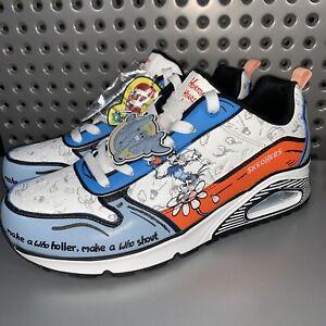 Women's Skechers Fashion Sneakers. Dr. Seuss Horton Hears a Who Cartoon Design🔥