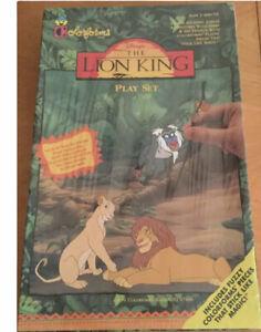 Disney Colorforms Brand The Lion King Play Set Kids Boys Girls Game No # 773