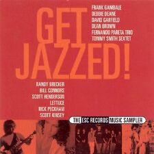 Get Jazzed The Esc Records Music Sampler [CD]