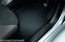 Genuine Toyota Car Rubber Floor Mats New Aygo 08>14 PZ49L-90358-RJ OE Set
