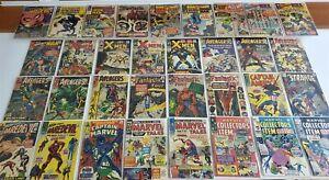 33 Marvel Silver Lot Daredevil 17 Tales of Suspense 98 64 Fantastic Four 56