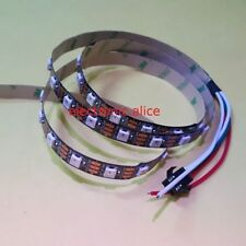 1M WS2812B 60Pixel Led strip light RGB No-waterproof 5V Individually Addressable