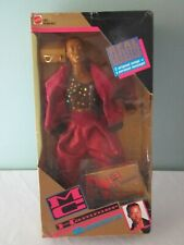 Vintage Mc Hammer Doll & Exclusive Cassette Tape - Mattel - 1991