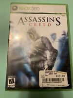 Assassins Creed  - Used - Xbox 360 - FREE S/H-(B74A)