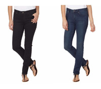 NEW Calvin Klein Jeans Ladies' Ultimate Skinny Jean - BLACK / INKWELL