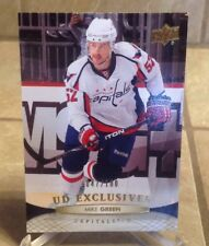 2011-12 Upper Deck UD Exclusives Mike Green #'d/100