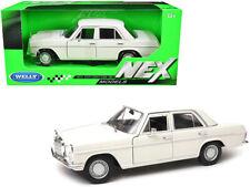 Mercedes Benz 220 Cream NEX Models 1:24 Diecast Model Car - Welly - 24091CRM*