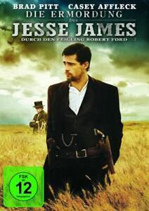 Die Ermordung des Jesse James durch den Feigling Robert Ford [DVD/NEU/OVP] Pitt