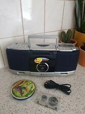 AIWA CSD-SL20EZ Compact Disc Stereo Radio Cassette Recorder