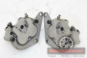 PM PERFORMANCE MACHINE VINTAGE FRONT BRAKE CALIPER PADS SIDE LEFT RIGHT PAIR