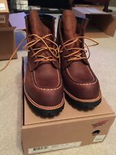 Red Wing for J.Crew Roughneck Boots Size 11