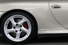 Claro Protector de Piedra Set Para Arcos trasera de un Porsche 996 C4S-Alta Calidad de la película
