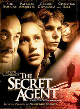 The Secret Agent (NEW & SEALED DVD) FREE SHIPPING