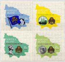 (I. B) Australie Cendrillon: Norfolk Island Girl Guides collection