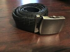 Mens Recycled Bike Tire Belt Size 30-42 L-xl