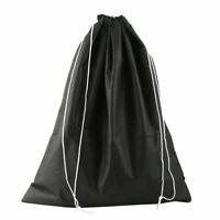 49*40cm Portable Travel Motorcycle Bike Drawstring Helmet Bag Storage Pocket FT