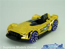 HOT WHEELS MONTERACER TRACK STARS SUPER CHROMES - GOLD SPECIAL ISSUE 1:64 SIZE K