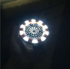 Arc Reactor ULTRA-Bright Wearable Prop for Iron Man Cosplay