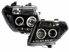 Pathfinder R51/Navara D40 2005-2012 CCFL Angel-Eye Projector HEADLIGHT BK NISSAN