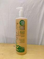 Revlon Flex Body Building Protein Shampoo Dry Damaged SET OF 2 -(1184ML)