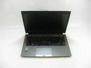 """Toshiba PORTEGE Z30-A 13.3"""" Laptop 1.9 GHz i5-4300U 4GB RAM (Grade C No Caddy)"""