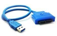 USB 3.0 to Micro SATA 16 Pin SSD Adapter Cable SATA III