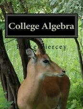 College Algebra : The African Way by Bruce Piercey (2011, Paperback)