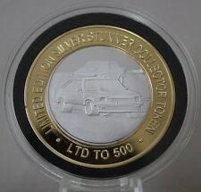 RACING TORANA SILVER STUNNER COIN  LIMITED EDITION 500 RELEASED