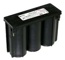 1 x Hawker Cyclon 8.0-6 plomo batería pb/6 V/8 ah/faston 6,3 mm