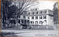 1917 Postcard: Peters House Annex - Bushkill, Pennsylvania PA