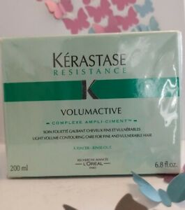 Kerastase Resistance Volumactive Light Volume - 6.8 fl oz **FREE SHIPPING**
