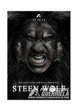 Official PWG Pro Wrestling Guerrilla - Steen Wolf 2011 Event DVD