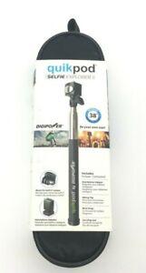 DigiPower QuikPod Explorer 2 Selfie Pole (TP-QPXP2) *NEW*