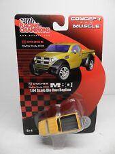 Racing Champions 1:64 Scale Concept & Muscle DODGE M80 Diecast