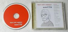 Warren Zevon : Enjoy Every Sandwich The Songs of Warren Zevon ~ CD Album