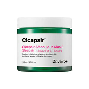 [Dr.Jart] Cicapair Sleepair Ampoule in Mask - 110ml