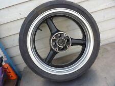 Rear wheel & tire Z1000 z 1000 Kawasaki 06 03 04 05 #U2