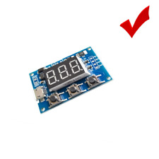 2-Channel 5V PWM Pulse Square Wave Generator Micro USB Serial Module 1Hz-150KHz