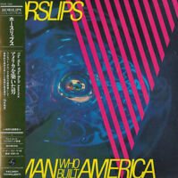 HORSLIPS-THE MAN WHO BUILT AMERICA-JAPAN MINI LP CD G35