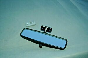 1998 Volvo S70 Rear View Mirror w/ Mount (Manual Dim) OEM