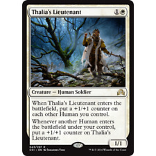 MTG SHADOWS OVER INNISTRAD * Thalia's Lieutenant - Condition: Excellent