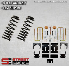 "Street Edge 09-13 Ford F-150 Extended Crew Cab 2WD 2"" Front & 4"" Rear Lowering"
