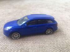 Die cast Car AUDI Q7 Sports SUV Scale 1:64 Free Rolling Wheels Blue