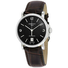 Certina DS Caimano Automatic Black Dial Mens Watch C0174071605700